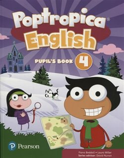 Poptropica English Level 4 Pupil´s Book