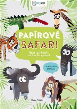 Obálka titulu Papírové safari