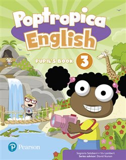 Obálka titulu Poptropica English Level 3 Pupil´s Book