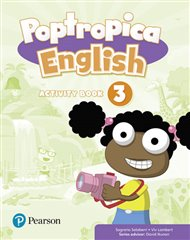 Poptropica English Level 3 Activity Book