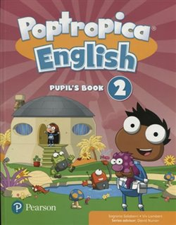 Obálka titulu Poptropica English Level 2 Pupil´s Book
