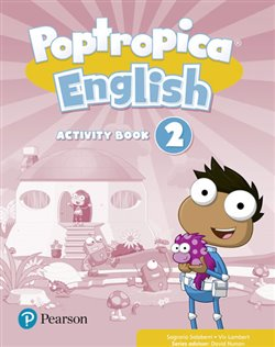 Obálka titulu Poptropica English Level 2 Activity Book