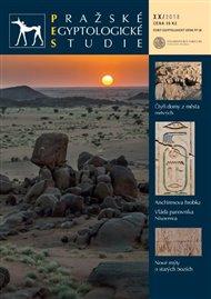 Pražské egyptologické studie XX/2018