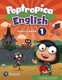 Obálka titulu Poptropica English Level 1 Pupil´s Book