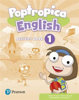 Poptropica English Level 1 Activity Book - Linnette Erocak | Booksquad.ink