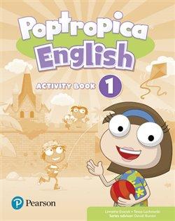 Obálka titulu Poptropica English Level 1 Activity Book