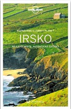 Obálka titulu Poznáváme Irsko - Lonely Planet