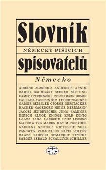 Obálka titulu Slovník německy píšících spisovatelů (Německo)