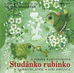 Obálka titulu Studánko rubínko + CD
