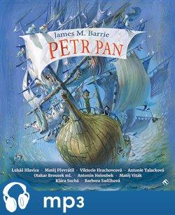 Obálka titulu Petr Pan