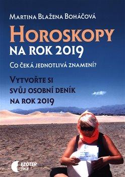 Obálka titulu Horoskopy na rok 2019