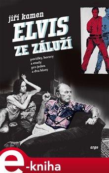 Obálka titulu Elvis ze Záluží
