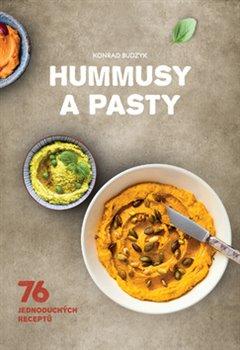 Obálka titulu Hummusy a pasty