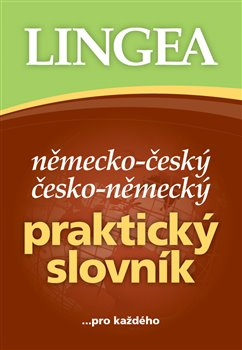 Obálka titulu Německo-český, česko-německý praktický slovník