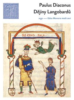 Obálka titulu Dějiny Langobardů