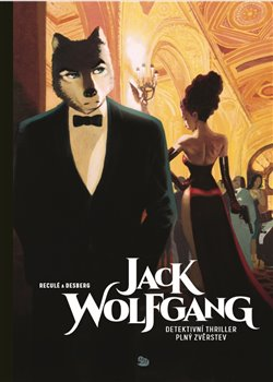 Obálka titulu Jack Wolfgang