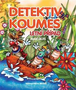 Obálka titulu Detektiv Koumes - Letní případ