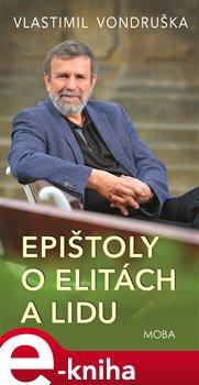 Obálka titulu Epištoly o elitách a lidu