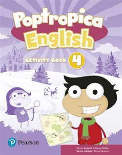 Poptropica English Level 4 Activity Book - Fiona Beddall