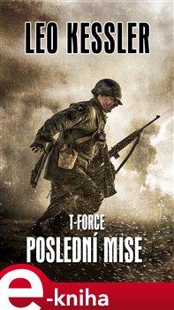 Obálka titulu T-Force - Poslední mise
