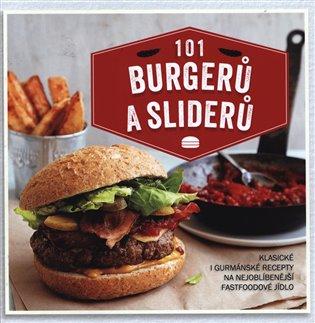 101 burgerů a sliderů - - | Booksquad.ink