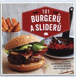 Obálka titulu 101 burgerů a sliderů