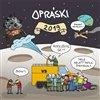 Obálka knihy Opráski - Kalendář 2019