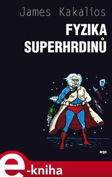 Obálka titulu Fyzika superhrdinů