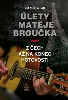 Obálka titulu Úlety Matěje Broučka