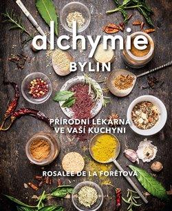 Obálka titulu Alchymie bylin