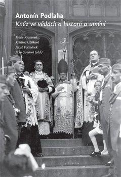 Obálka titulu Antonín Podlaha