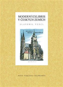 Obálka titulu Moderní exlibris v českých zemích