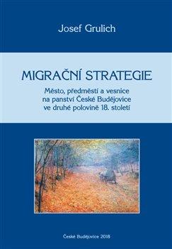 Obálka titulu Migrační strategie
