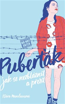 Obálka titulu Puberťák. Jak se nezbláznit a přežít