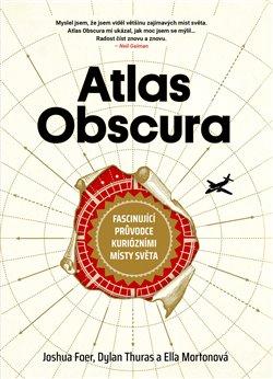 Obálka titulu Atlas Obscura