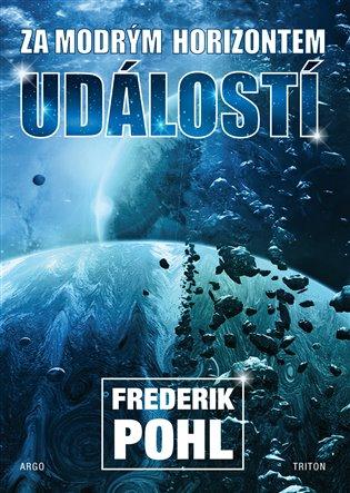 Za modrým horizontem událostí - Frederik Pohl | Booksquad.ink