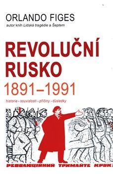 Obálka titulu Revoluční Rusko 1891-1991