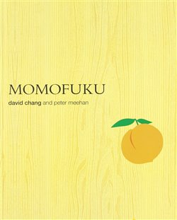 Obálka titulu Momofuku
