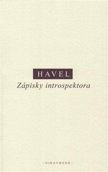 Obálka titulu Zápisky introspektora