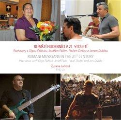 Obálka titulu Romští hudebníci v 21. století / Romani Musicians in the 21st Century