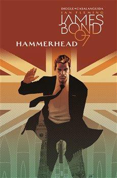 Obálka titulu James Bond 3: Hammerhead