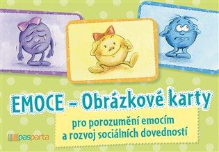 Emoce - Obrázkové karty:pro porozumění emocím a rozvoj sociálních dovedností - Monika Bückel-Schaal | Booksquad.ink