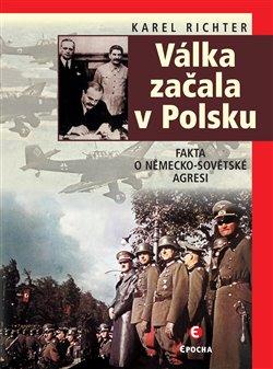 Obálka titulu Válka začala v Polsku