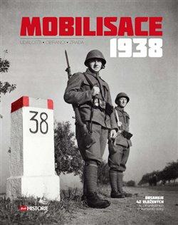 Obálka titulu Mobilisace 1938