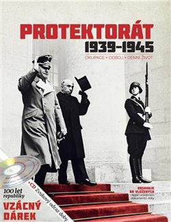 Obálka titulu Protektorát 1939 - 1945