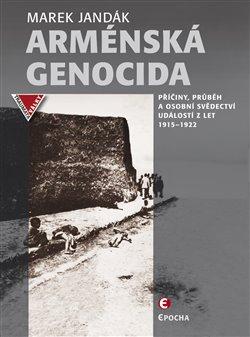Obálka titulu Arménská genocida