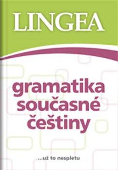 Obálka titulu Gramatika současné češtiny