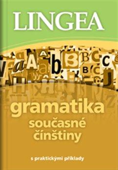 Obálka titulu Gramatika současné čínštiny