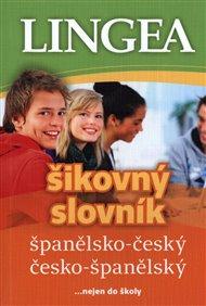 Španělsko-český, česko-španělský šikovný slovník