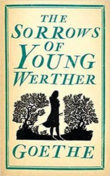 Obálka titulu Sorrows of Young Werther
